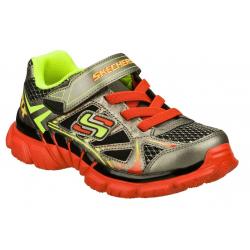 Chlapčenská rekreačná obuv SKECHERS-TOUGH TRAX GURD