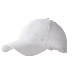 Šiltovka ADIDAS-6P CAP LIGHTWEIGHT METAL WHITE