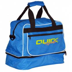 Cestovná taška QUICK SPORT Futbal bag SR blue