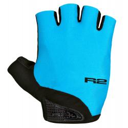 Cyklistické rukavice R2-Riley modrá/čierna