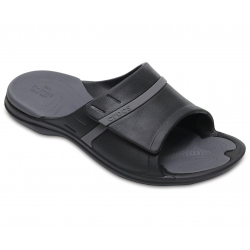 Plážová obuv CROCS-MODI Sport Slide - Black/Graphite