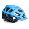 Cyklistická prilba R2-ROCK - modrá/čierna - Cyklistická prilba značky R2.