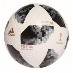 Futbalová lopta ADIDAS-FIFA WORLD CUP 2018 TOP GLIDER WHITE/BLACK
