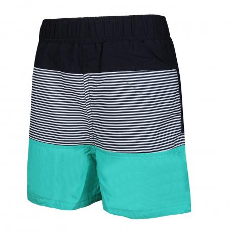 Chlapčenské plavky AUTHORITY KIDS-PLAVOTY B I lt green
