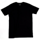 Tričko s krátkym rukávom BASIC STORE Mens T-shirt Basic black - Pánske tričko s krátkym rukávom značky Basic Store.