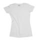 Tričko s krátkym rukávom BASIC STORE Ladies T-Shirt Basic white - Dámsketričko s krátkym rukávom značky Basic Store.