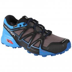 Pánska trailová obuv SALOMON-SPEEDCROSS VARIO 2 GTX Magnet/Indi