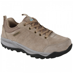 Dámska turistická obuv nízka POWER-Hazelnut