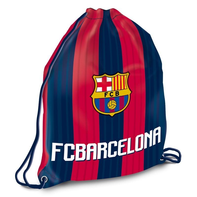 ee25d8e10c794 Detské vrecko na prezúvky FC BARCELONA-FCB Taška na prez.PTP MIR - Vrecko