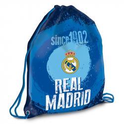 Detské vrecko na prezúvky REAL MADRID REALTaška na prez.PTP L18mo