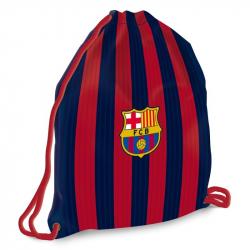 Detské vrecko na prezúvky FC BARCELONA-FCB Taška na prez.459
