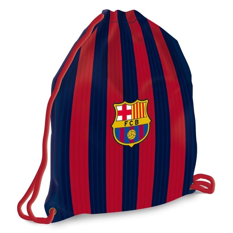 Detské vrecko na prezúvky FC BARCELONA FCB Taška na prez.459 MIR - Vrecko na prezúvky s motívom futbalového klubu FC Barcelona.