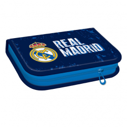 Peračník REAL MADRID REAL Perač.1zip.plny 18modr