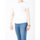 Dámske tričko s krátkym rukávom BASIC STORE Ladies T-Shirt Basic white - Dámsketričko s krátkym rukávom značky Basic Store.