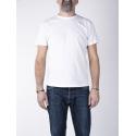 Pánske tričko s krátkym rukávom BASIC STORE-Mens T-shirt Basic white - Pánske tričko s krátkym rukávom značky Basic Store.