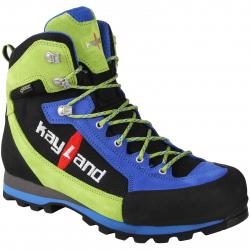 Pánska turistická obuv vysoká KAYLAND XM LITE GTX BLUE/LIME