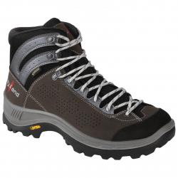 Pánska turistická obuv vysoká KAYLAND-IMPACT GTX ANTHRACITE GREY
