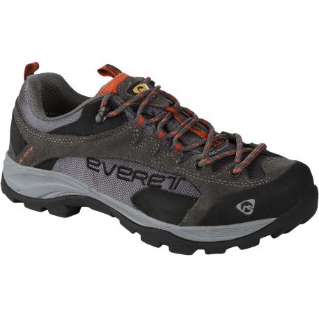Pánska turistická obuv nízka EVERETT-Varrapeur II