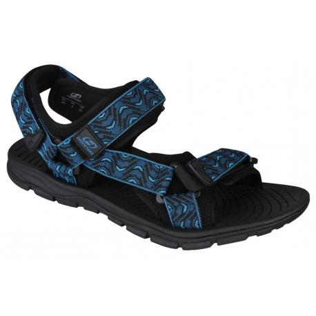 Pánske sandále HANNAH-Feet moroccan blue 01