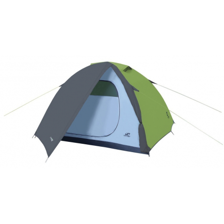 Turistický stan pre 3 osoby (trojmiestny) HANNAH-Tycoon 3 spring green/cloudy gray