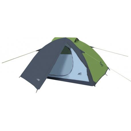 Turistický stan pre 2 osoby (dvojmiestny) HANNAH-Tycoon 2 spring green/cloudy gray