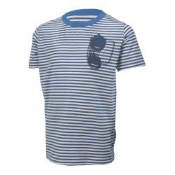 Chlapčenské tričko s krátkym rukávom COLOR KIDS-Niton-BOYS-Blue light