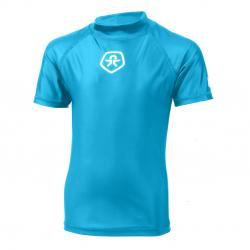 Chlapčenské tričko na kúpanie COLOR KIDS-Timon - Atomic Blue