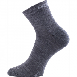 Pánske turistické ponožky LASTING WHO 804 BLUE