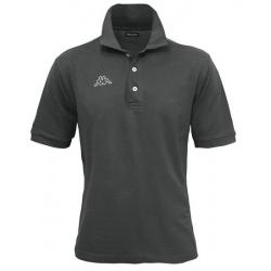 Pánske polo tričko s krátkym rukávom KAPPA POLO LIFE MSS-Grey dark
