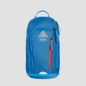 Turistický ruksak BERG OUTDOOR-BARANIEC UX BL OD SNORKEL BLUE - Turistický ruksak značky Berg Outdoor s dvoma priehradkami so zapínaním na zips a jedným vreckom na zips.