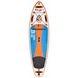 "Set paddleboard a padlo SKIFFO Sun Cruise 10""x32""x5"""