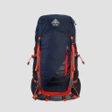 Turistický ruksak BERG OUTDOOR-Kotlový štít - Priestranný ruksak značky Berg Outdoor s veľkým hlavným priestorom.