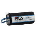 Kolieska, ložiská a vymedzovač inline FILA SKATES-WHEELS 84MM/83A+A7+AS8MM - Náhradné diely na korčule značky Fila Skates.