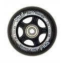 Kolieska, ložiská a vymedzovač inline FILA SKATES WHEELS 80MM/82A+A5+AS6MM - Náhradné diely na korčule značky Fila Skates.