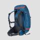 Turistický ruksak BERG OUTDOOR-KLIN UX BL OD VINTAGE INDIGO - Turistický ruksak značky Berg Outdoor s hlavným priestorom, viacerými vreckami a vekom.
