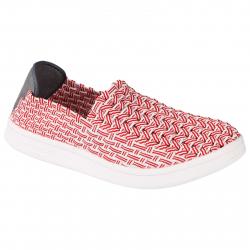 Dámska rekreačná obuv ROCK SPRING Roxane Red/Stripe