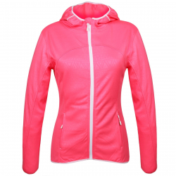 Dámska tréningová bunda AUTHORITY-MEDDYA pink