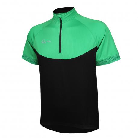Pánsky cyklistický dres s krátkym rukávom RAPIDO-jersey green men