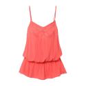 Dámske tielko BRUNOTTI-Sirena Women Top pink - Dámsky top značky Brunotti v štýlovom dizajne.