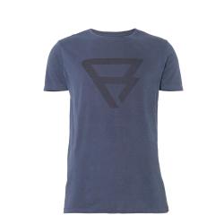 Pánske tričko s krátkym rukávom BRUNOTTI-Alec Men T-shirt navy