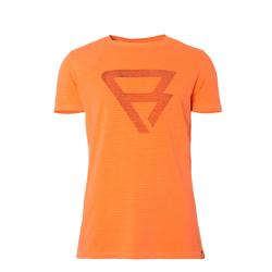 Pánske tričko s krátkym rukávom BRUNOTTI-Alec Men T-shirt peach