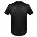 Pánske tréningové tričko s krátkym rukáv ANTA-SS Tee_4-MEN-Black - Tréningové tričko s krátky rukávom značky Anta.