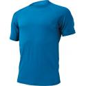 Pánske turistické tričko s krátkym rukáv LASTING-QUIDO - Pánske tréningové tričko značky Lasting s krátkym rukávom.