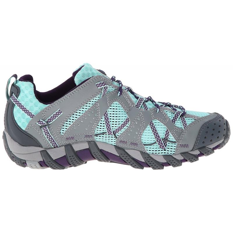 abc9a1264a39c Dámska turistická obuv nízka MERRELL-WATERPRO MAIPO ADVENTURINE/PURPLE