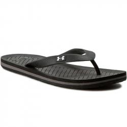 Pánska plážová obuv UNDER ARMOUR-UA M AtlanticDune T-BLK