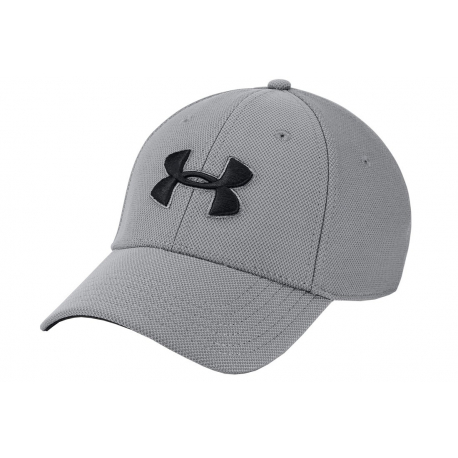 Pánska šiltovka UNDER ARMOUR-Blitzing 3.0 Cap GREY