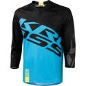 Cyklistický dres KROSS-ENDURO SHORTS BLUE