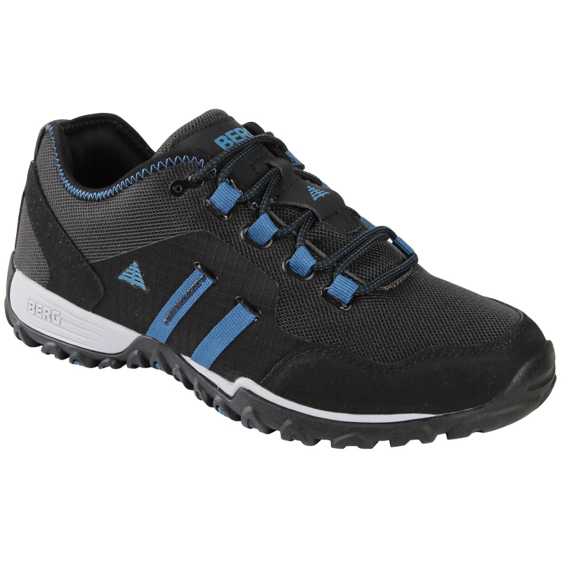 Pánska turistická obuv nízka BERG OUTDOOR-NUMBAT 2.0 MN GR OD FORGED IRON - Pánska turistická obuv značky Berg Outdoor.