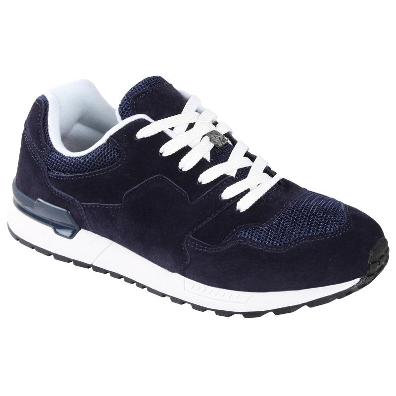 Dámska vychádzková obuv AUTHORITY-Newa blue - Dámska vychádzková obuv značky Authority v modrom prevedení.