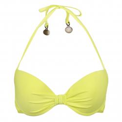 Dámske plavky vrchný diel AUTHORITY-PLAMENYS TOP yellow